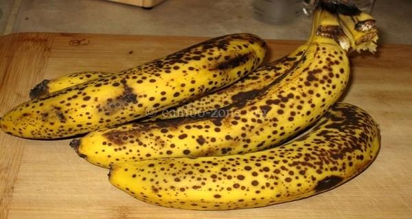 จะเกิดอะไรขึ้นกับร่างกายของคุณ หากทานกล้วยที่มีจุดสีดำบนเปลือก!!