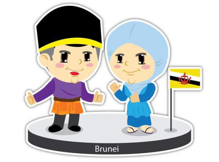 តុក្កតា ASEAN Cartoon การ์ตูนอาเซียนชุดใหม่