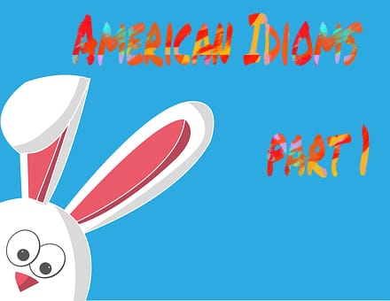 ✅❗️Most Common American Idioms (part 1)