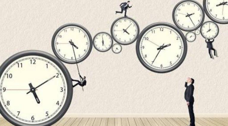 11 วลีพูดถึงเรื่อง 'เวลา'