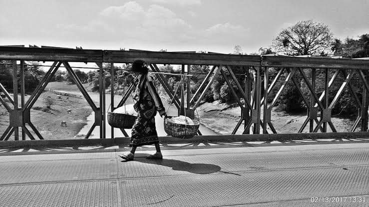 สะพานเหล็กเมืองพระตะบอง