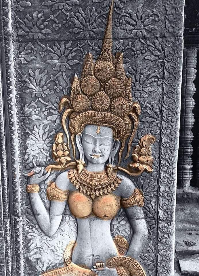 Apsara อัปสรา – อัปสร หมายถึงนางฟ้า