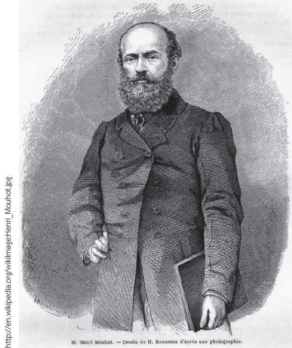 Henry Mouhot อ็องรี มูโอต์